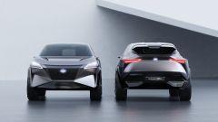 Nissan IMQ Concept, a Ginevra altro Suv elettrico e autonomo - Immagine: 10