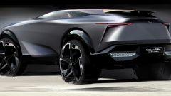 Nissan IMQ Concept, il teaser prima di Ginevra 2019