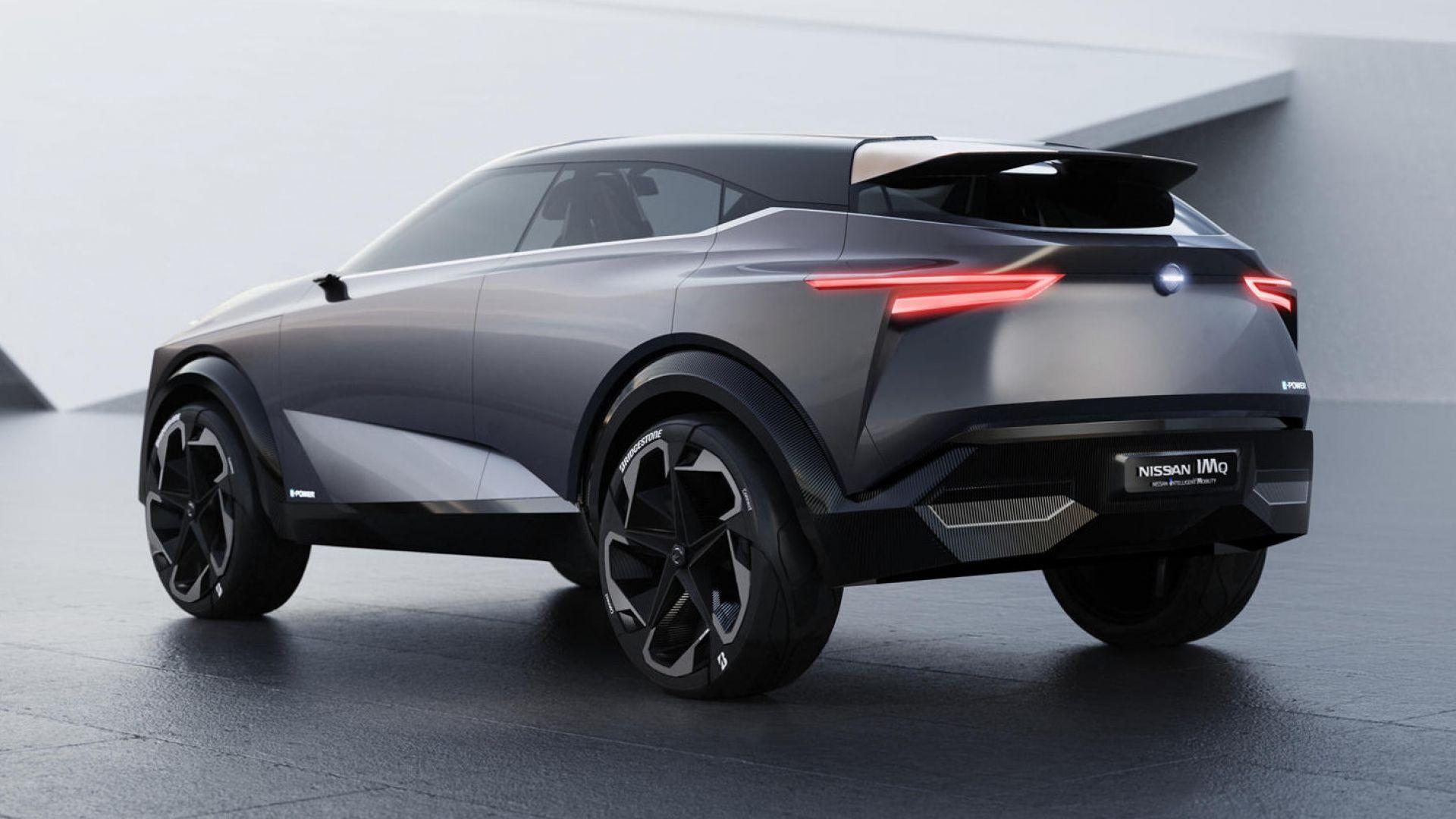 Nissan, nel 2021 un crossover elettrico con autonomia ...