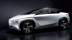 Nissan IMx Concept, anteprima al Salone di Tokyo