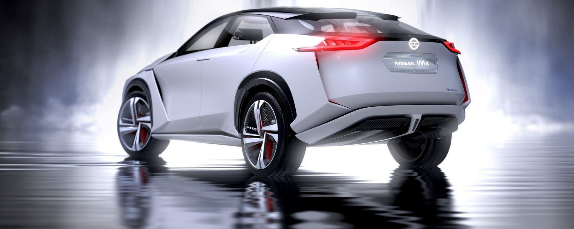 Nissan IMx Concept, guida autonoma e zero emissioni