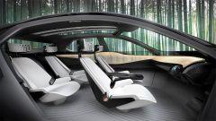 Nissan IMx Concept, un futuro a guida autonoma e a zero emissioni - Immagine: 5