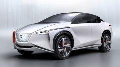 Nissan IMx Concept, un futuro a guida autonoma e a zero emissioni - Immagine: 8