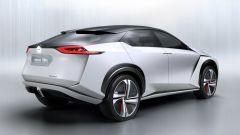 Nissan IMx Concept, un futuro a guida autonoma e a zero emissioni - Immagine: 9