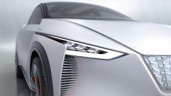 Nissan IMx Concept, un futuro a guida autonoma e a zero emissioni - Immagine: 10