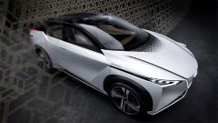 Nissan IMx Concept, un futuro a guida autonoma e a zero emissioni - Immagine: 14