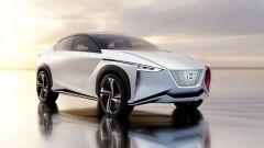 Nissan IMx Concept, un futuro a guida autonoma e a zero emissioni - Immagine: 15