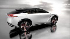 Nissan IMx Concept, un futuro a guida autonoma e a zero emissioni - Immagine: 16