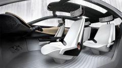 Nissan IMx Concept, un futuro a guida autonoma e a zero emissioni - Immagine: 17