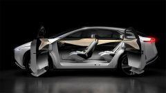 Nissan IMx Concept, un futuro a guida autonoma e a zero emissioni - Immagine: 18