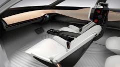 Nissan IMx Concept, un futuro a guida autonoma e a zero emissioni - Immagine: 21