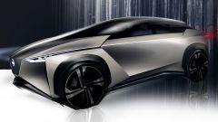 Nissan IMx Kuro concept a Ginevra 2018