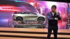 Nissan IMx Kuro, a Ginevra 2018 un crossover elettrico a guida autonoma