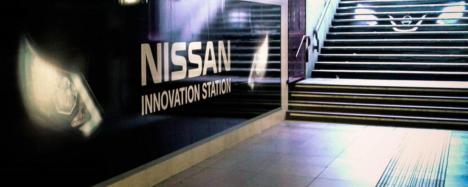 Nissan Innovation Station