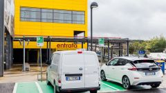 Nissan: insieme a Ikea per elettrificare la Capitale - Immagine: 5