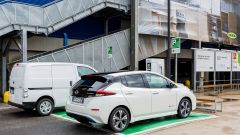 Nissan: insieme a Ikea per elettrificare la Capitale - Immagine: 6