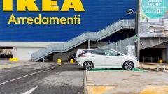 Nissan: insieme a Ikea per elettrificare la Capitale - Immagine: 7
