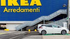 Nissan: insieme a Ikea per elettrificare la Capitale - Immagine: 8