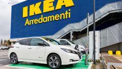 Nissan: insieme a Ikea per elettrificare la Capitale - Immagine: 9