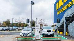 Nissan: insieme a Ikea per elettrificare la Capitale - Immagine: 12