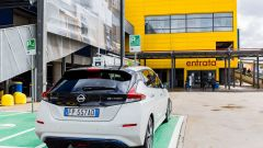 Nissan: insieme a Ikea per elettrificare la Capitale - Immagine: 15