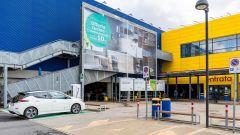 Nissan: insieme a Ikea per elettrificare la Capitale - Immagine: 16