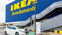 Nissan: insieme a Ikea per elettrificare la Capitale - Immagine: 18