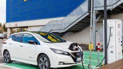 Nissan: insieme a Ikea per elettrificare la Capitale - Immagine: 19