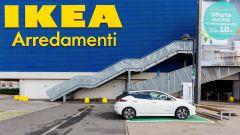 Nissan: insieme a Ikea per elettrificare la Capitale - Immagine: 20