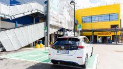 Nissan: insieme a Ikea per elettrificare la Capitale - Immagine: 22