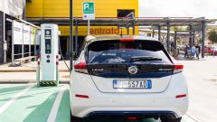 Nissan: insieme a Ikea per elettrificare la Capitale - Immagine: 23