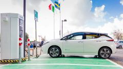 Nissan: insieme a Ikea per elettrificare la Capitale - Immagine: 25