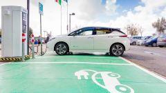 Nissan: insieme a Ikea per elettrificare la Capitale - Immagine: 26