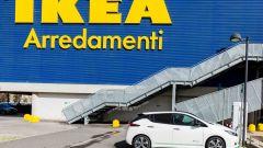 Nissan: insieme a Ikea per elettrificare la Capitale - Immagine: 29