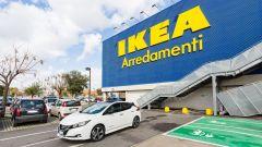 Nissan: insieme a Ikea per elettrificare la Capitale - Immagine: 31