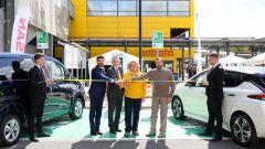 Nissan: insieme a Ikea per elettrificare la Capitale - Immagine: 34