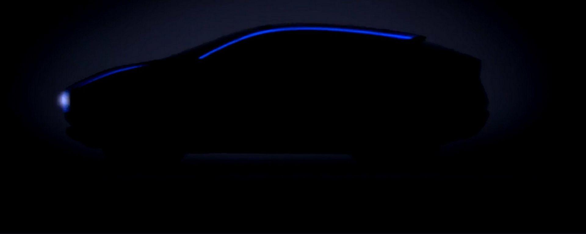 Nissan Intelligent Mobility, il teaser