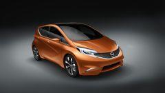 Nissan Invitation Concept, nuove foto e video - Immagine: 27