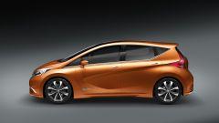 Nissan Invitation Concept, nuove foto e video - Immagine: 29