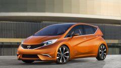 Nissan Invitation Concept, nuove foto e video - Immagine: 25