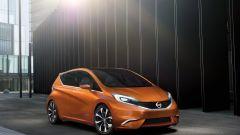 Nissan Invitation Concept, nuove foto e video - Immagine: 24
