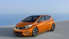 Nissan Invitation Concept, nuove foto e video - Immagine: 22