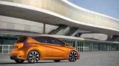 Nissan Invitation Concept, nuove foto e video - Immagine: 20