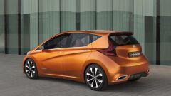 Nissan Invitation Concept, nuove foto e video - Immagine: 19