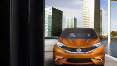 Nissan Invitation Concept, nuove foto e video - Immagine: 18