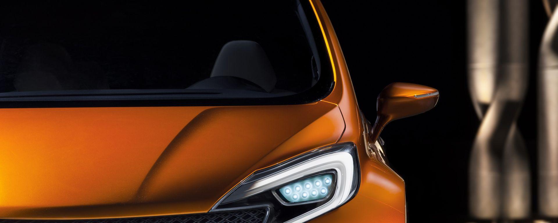 Nissan Invitation Concept, nuove foto e video