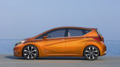 Nissan Invitation Concept, nuove foto e video - Immagine: 6