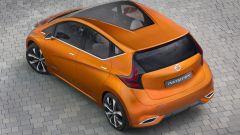 Nissan Invitation Concept, nuove foto e video - Immagine: 3