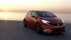 Nissan Invitation Concept, nuove foto e video - Immagine: 15