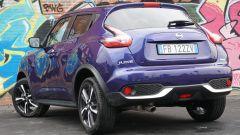 Nissan Juke 1.5 DCi N-Connecta -  la Juke è agile e scattante e nella modalità Eco, lo sterzo è leggero con un buon feeling
